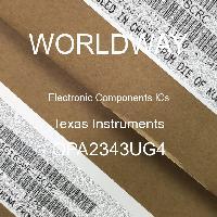 OPA2343UG4 - Texas Instruments