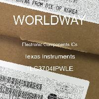 TLC3704IPWLE - Texas Instruments