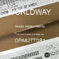 OPA627TDB1 - Texas Instruments - High Speed Operational Amplifiers