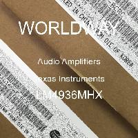 LM4936MHX - Texas Instruments