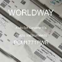 PCM1771PWR - Texas Instruments
