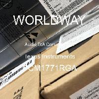 PCM1771RGA - Texas Instruments