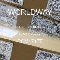 PCM1717E - Texas Instruments - Audio D/A Converter ICs