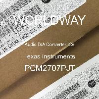 PCM2707PJT - Texas Instruments