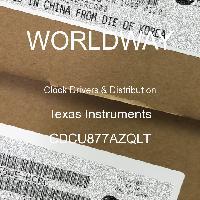 CDCU877AZQLT - Texas Instruments