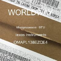 OMAPL138EZCE4 - Texas Instruments
