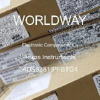 ADS8381IPFBTG4 - Texas Instruments