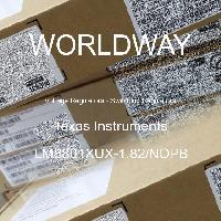 LM8801XUX-1.82/NOPB - Texas Instruments