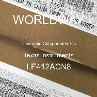 LF412ACN8 - Texas Instruments
