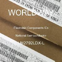 LM2792LDX-L - Texas Instruments