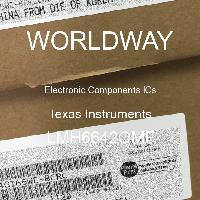 LMH6642QMF - Texas Instruments