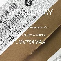 LMV794MAX - Texas Instruments