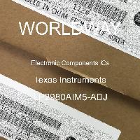 LP2980AIM5-ADJ - Texas Instruments