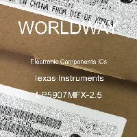 LP5907MFX-2.5 - Texas Instruments