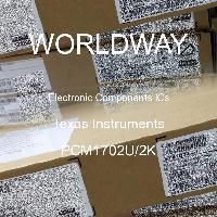 PCM1702U/2K - Texas Instruments
