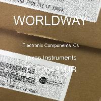 TLC2543MJB - Texas Instruments