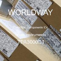 TPA3000D1 - Texas Instruments