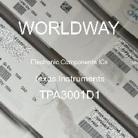 TPA3001D1 - Texas Instruments