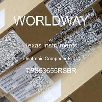 TPS53655RSBR - Texas Instruments - Componente electronice componente electronice