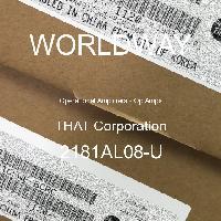 2181AL08-U - THAT Corporation - オペアンプ-オペアンプ