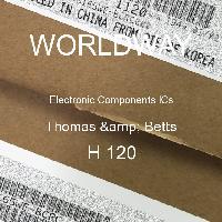 H 120 - Thomas & Betts - 전자 부품 IC