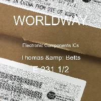 E 231 1/2 - Thomas & Betts - Electronic Components ICs