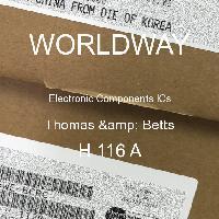 H 116 A - Thomas & Betts - ICs für elektronische Komponenten