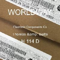 H 114 D - Thomas & Betts - 전자 부품 IC