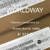 H 113 D - Thomas & Betts - IC Komponen Elektronik