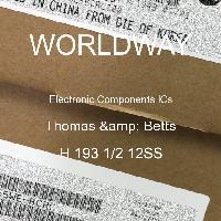 H 193 1/2 12SS - Thomas & Betts - 전자 부품 IC