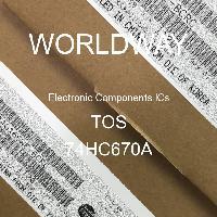 74HC670A - TOS