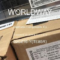 02CZ16-Y(TE85R) - Toshiba America Electronic Components - CIs de componentes eletrônicos