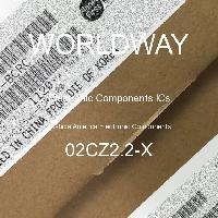02CZ2.2-X - Toshiba America Electronic Components - CIs de componentes eletrônicos
