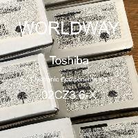 02CZ3.6-X - Toshiba America Electronic Components - CIs de componentes eletrônicos