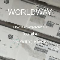 02CZ5.6-Y(TE85L,F) - Toshiba America Electronic Components - CIs de componentes eletrônicos