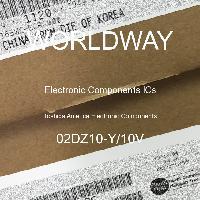 02DZ10-Y/10V - Toshiba America Electronic Components - CIs de componentes eletrônicos