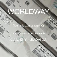 02DZ12-Y , UDZV6.2A - Toshiba America Electronic Components - CIs de componentes eletrônicos
