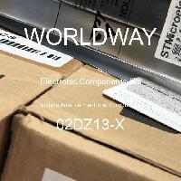 02DZ13-X - Toshiba America Electronic Components - CIs de componentes eletrônicos