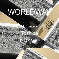 02DZ15-Y - Toshiba America Electronic Components - CIs de componentes eletrônicos