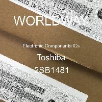 2SB1481 - Toshiba America Electronic Components