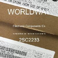 2SC2233 - Toshiba America Electronic Components