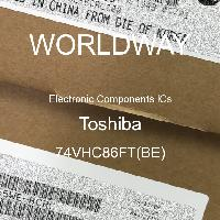 74VHC86FT(BE) - Toshiba America Electronic Components - Electronic Components ICs