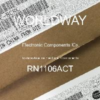 RN1106ACT - Toshiba America Electronic Components