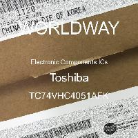 TC74VHC4051AFK - Toshiba