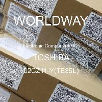02CZ11-Y(TE85L) - TOSHIBA - CIs de componentes eletrônicos