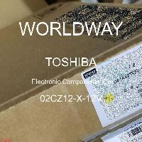 02CZ12-X-12V - TOSHIBA - CIs de componentes eletrônicos