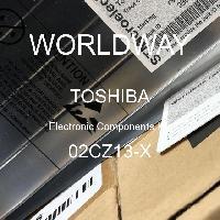 02CZ13-X - TOSHIBA - CIs de componentes eletrônicos