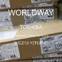02CZ13-Y(TE85R) - TOSHIBA - CIs de componentes eletrônicos