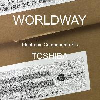 02CZ15 - TOSHIBA - CIs de componentes eletrônicos