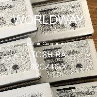 02CZ16-X - TOSHIBA - CIs de componentes eletrônicos